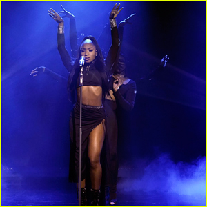 Normani Gives Amazing 'Waves' Performance on 'Tonight Show'!