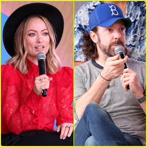 Olivia Wilde & Jason Sudeikis Promote 'Booksmart' at SXSW