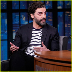 Oscar Isaac Says He Was 'Terrified' To Perfrom Original Music at Lincoln Center