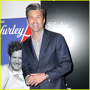 Patrick Dempsey is All Smiles at 'Hurley' Premiere in LA