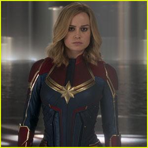 Wonder Woman's Patty Jenkins Congratulates 'Captain Marvel' Team, Brie Larson Responds!