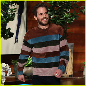 Ben Platt Explains How Ellen DeGeneres Inspired Him to Be His Authentic Self - Watch!