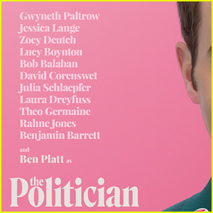 Ben Platt, Gwyneth Paltrow, Zoey Deutch & More Star in Ryan Murphy's 'The Politician' - See the Premiere Date & Teaser Poster!