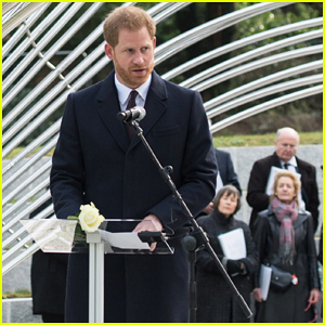 Prince Harry Gives Emotional Tribute at Tunisia Terror Victims Memorial