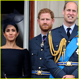 Prince William Might Miss Birth of Prince Harry & Meghan Markle's Baby