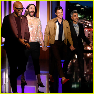 'Queer Eye' Stars Make Over 'Jimmy Kimmel's Sidekick Guillermo Rodriguez - Watch Here!