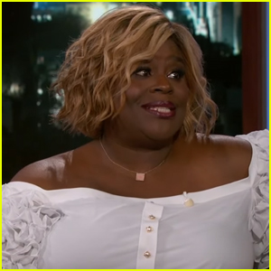 Retta Used to Sketch 'Cute Boys' in High School - Including 'Parks' Co-Star Rob Lowe! (VIDEO)