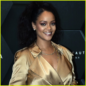 Rihanna Gives First Listen of Her New Music to a Baby!
