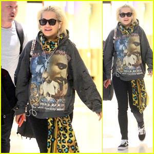 Rita Ora Heads Out of Australia on Her 'Phoenix' World Tour!