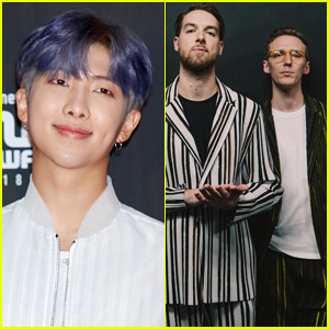 BTS Member RM Joins HONNE for 'Crying Over You' - Listen Now!