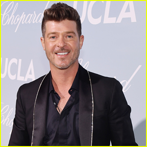 Robin Thicke Drops New Single 'That's What Love Can Do' - Stream, Lyrics & Donwload!