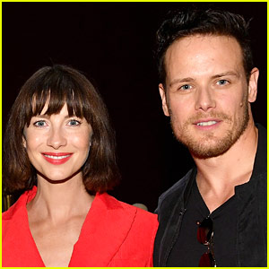 Caitriona Balfe Roasts Sam Heughan in His Instagram Comments: 'Get Back to Work Mate!'