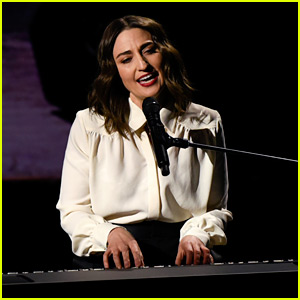 Sara Bareilles Debuts Previously Unreleased Song 'Little Voice' at Apple Event!
