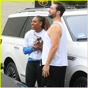 Serena Williams & Husband Alexis Ohanian Head to the Jewelry Store Together!