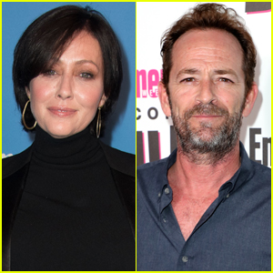 Shannen Doherty Pays Tribute to Luke Perry: 'I Will Miss Him Everyday'