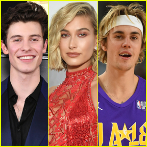 Shawn Mendes Likes Instagram Photo of Hailey Bieber, Husband Justin Reacts