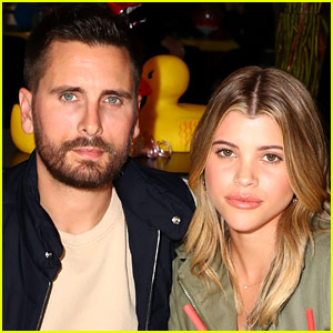 Sofia Richie Fires Back at Troll Telling Her to 'Leave Scott Disick Alone'