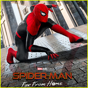 Spider-Man Travels Through Europe in These 3 New 'Far From Home' Posters!