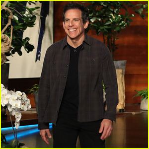 Ben Stiller Mocks College Admissions Scandal on 'Ellen' - Watch Now!