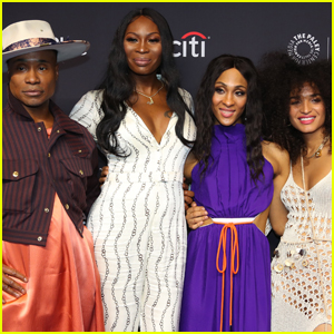 The Cast of 'Pose' Promote Season Two at PaleyFest 2019!