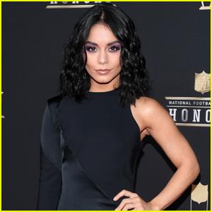 Vanessa Hudgens Set to Star & Produce Netflix's 'The Knight Before Christmas'
