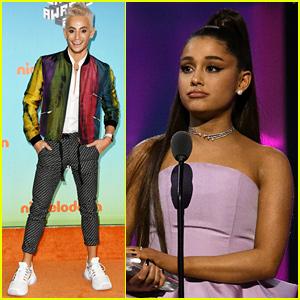 Here's Why Ariana Grande Isn't at Kids' Choice Awards 2019