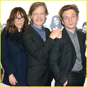 William H. Macy & Katey Sagal Celebrate 'Shameless' Ahead of Emmy Rossum's Final Episode!