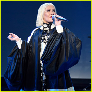 Christina Aguilera Misses HRC LA Dinner, Sends Love & Support to LGBTQ Community on Social Media