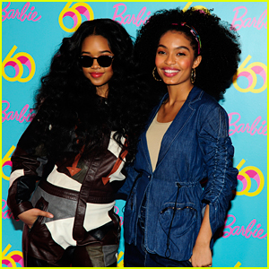 Yara Shahidi Gets Her Own Barbie Doll, Hosts 60th Anniversary Party with H.E.R.