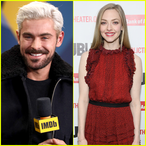 Zac Efron & Amanda Seyfried Will Voice Fred & Daphne in Upcoming 'Scooby-Doo' Movie!