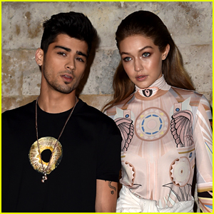 Zayn Malik Tweets His Love for Gigi Hadid