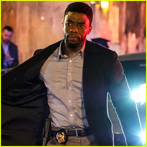 Chadwick Boseman's '21 Bridges' Trailer - Watch Now!