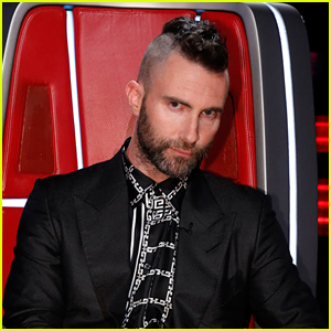 Adam Levine Debuts New Mohawk Hairstyle on 'The Voice ...