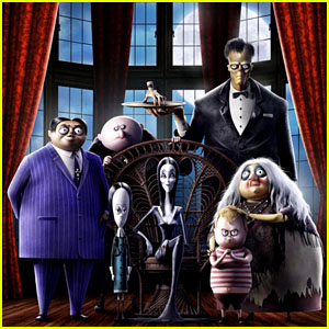 Charlize Theron, Oscar Isaac & More Lend Their Voices to 'The Addams Family' Movie - Watch the Teaser Trailer!