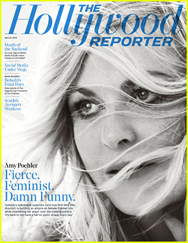 Amy Poehler Opens Up About Gen X Women & Avoiding Trump on Television