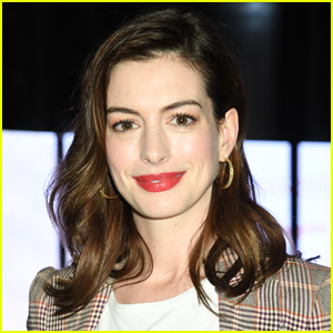 Anne Hathaway Clarifies Why She's Quitting Drinking Until Her Son is 18