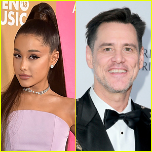 Jim Carrey Responds to Ariana Grande After She Posts His Quote About Depression