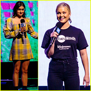 Ariel Winter, Olivia Holt, & More Stars Make a Difference at We Day!