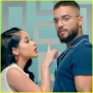 Becky G & Maluma Release Steamy 'La Respuesta' Music Video - Watch Now!