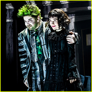 Get Your First Look at 'Beetlejuice' on Broadway with These Pics!