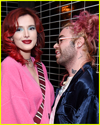 Bella Thorne's Ex Mod Sun Comments On Their Split