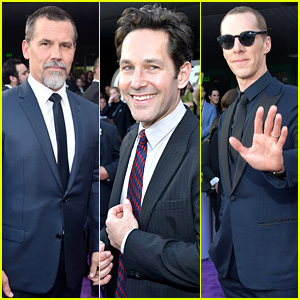 Josh Brolin, Paul Rudd, & Benedict Cumberbatch Assemble at 'Avengers: Endgame' Premiere