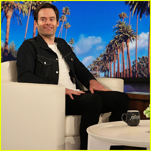 Bill Hader Tells 'Ellen' He Was 'Forced' To Work Out for 'Barry' Role - Watch Here!
