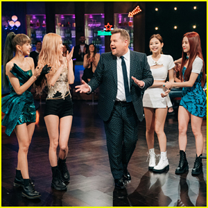 Blackpink Test Their Nerves in 'Late Late Show's Flinch Game - Watch Here!