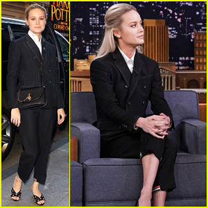 Brie Larson Explains Levels of 'Avengers: Endgame' Secrecy on 'Tonight Show' - Watch Here!