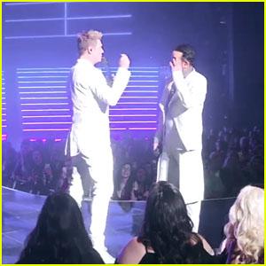 The Backstreet Boys Emotionally Perform Final Show of 'Larger Than Life' Vegas Residency