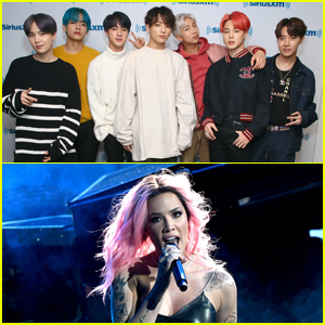 BTS & Halsey to Perform 'Boy With Luv' Together at Billboard Music Awards 2019!