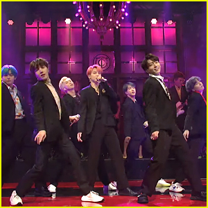 Watch Both BTS Performances from 'SNL' Right Here! (Video)