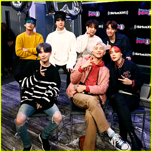BTS Open Up About Working With Halsey on 'Boy With Luv' - Listen!