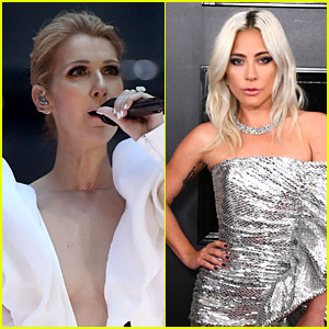 Celine Dion Says Lady Gaga Has 'One of the Greatest Voices in the World'